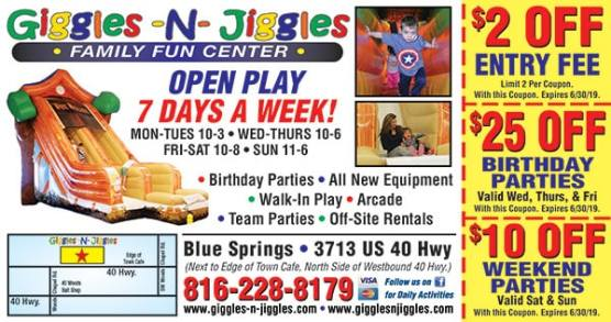 Indoor Play Areas for Kids in Kansas City