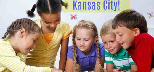 Kids Reading at Library in Kansas City