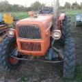 TRATTORE GOMMATO FIAT 415