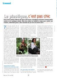 Article dans Neoplanete (numero de Mars 2011)