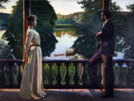 Richard Bergh Nordic, Summers evening