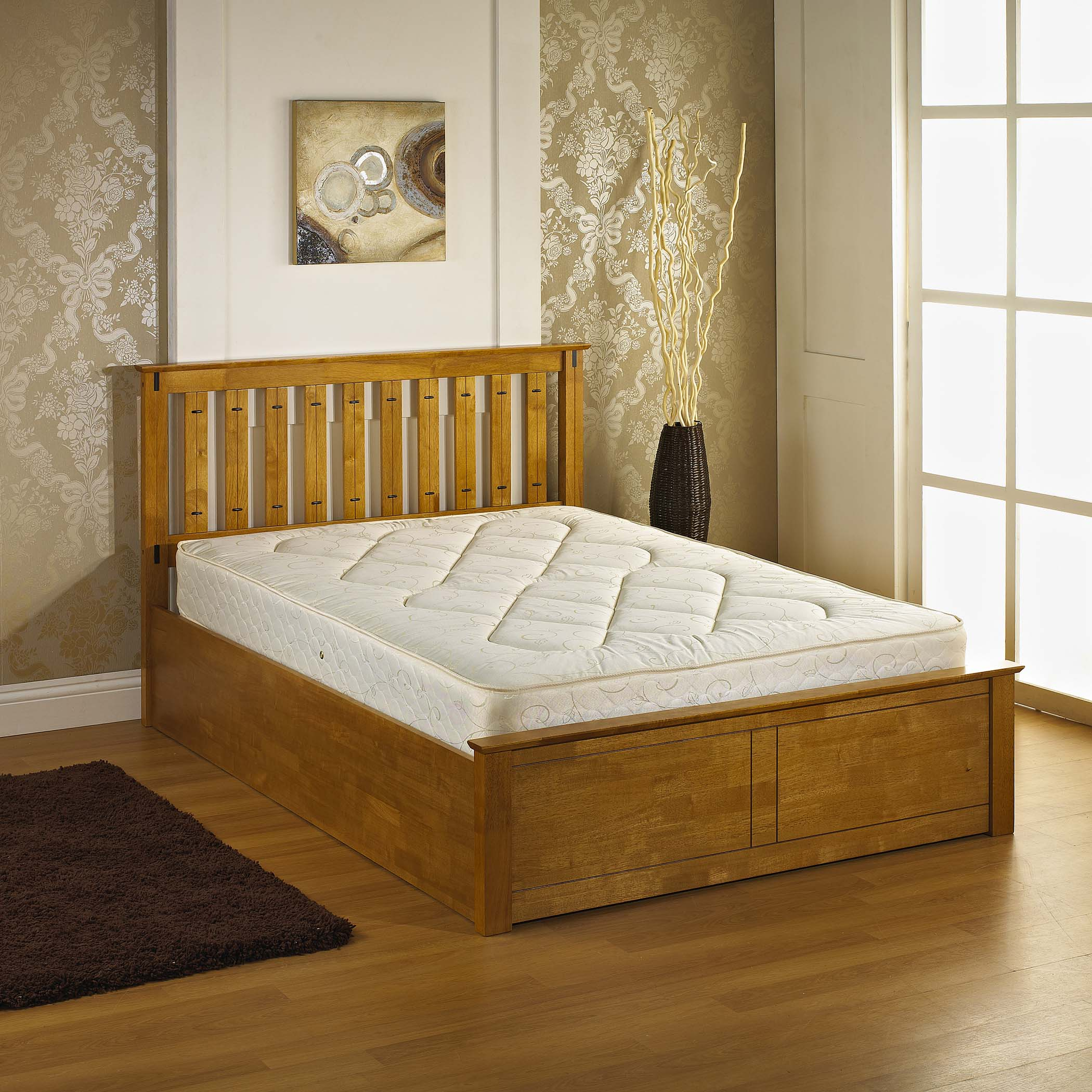 The Italian Furniture Company Leeds Ltd Importers And Distributors Of Quality Furniture In The Uk Veronica Storage Bed