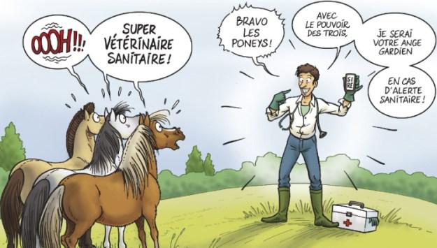 Vétérinaire sanitaire