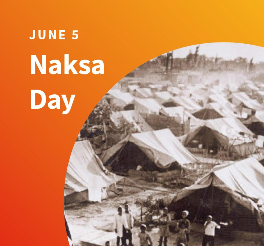 iF Charity International Days 2020-Naksa Day