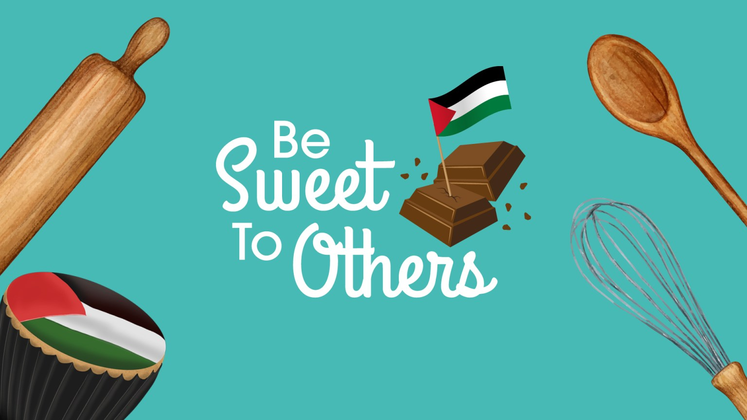 IF Charity - Be Sweet to Others This Ramadan