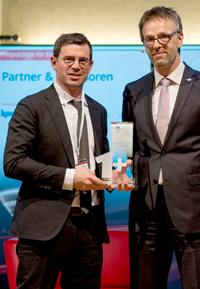ife-Award Platz 1