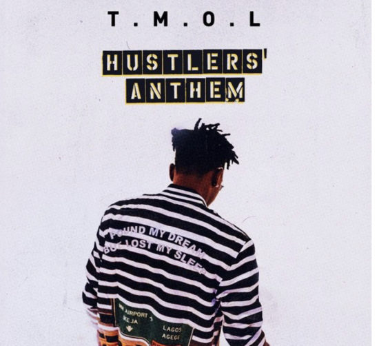 Mayorkun Hustlers Anthem_Challenge album art