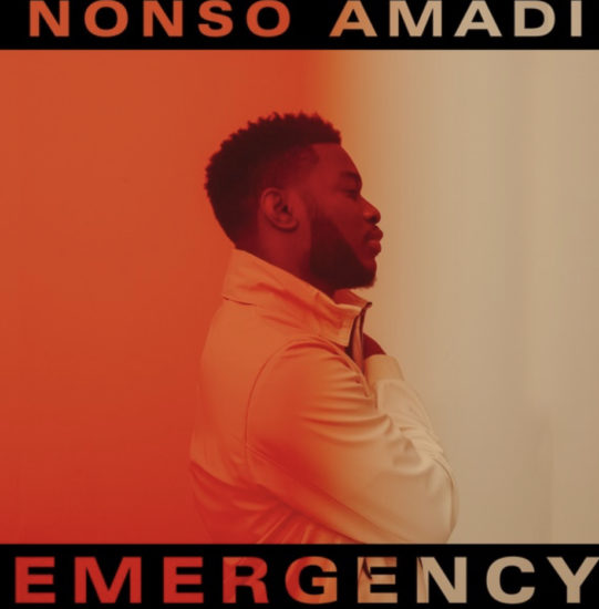 Nonso Amadi Emergency album art