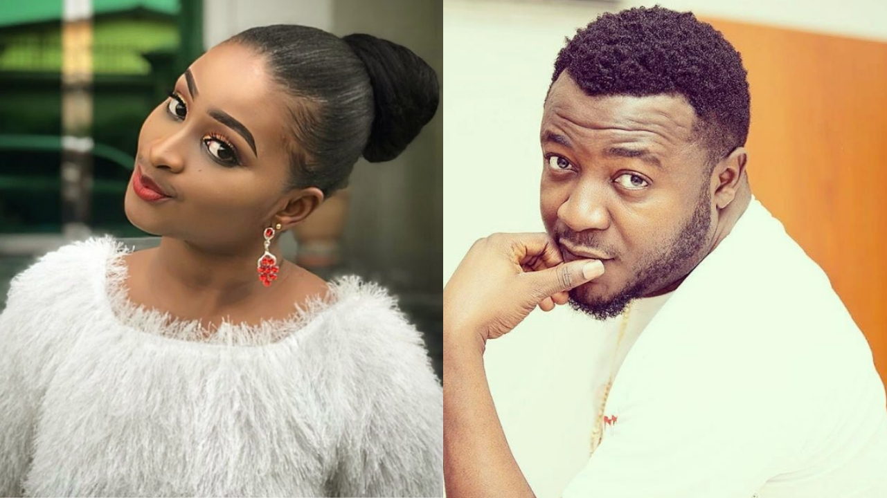 You are a drowning man and a liar- Etinosa blasts MC Galaxy over nude video saga