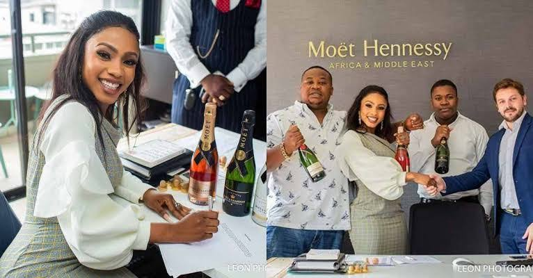 """""""A fan ruined my deal with a very popular champagne company– Mercy Eke discloses"""