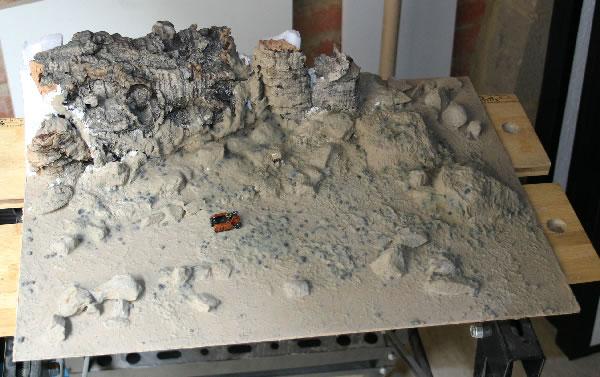 Photographic Terrain Tile  Desert  Jimbos Workbench