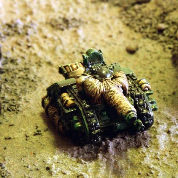 Epic Imperial Guard Leman Russ Main Battle Tank