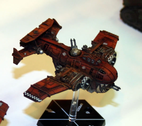 Epic scale Ork Bommer