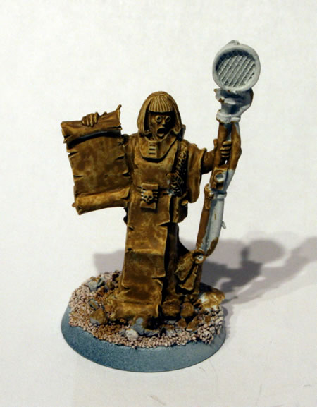 Witchhunter Dialogus - Inquisitorial Henchmen