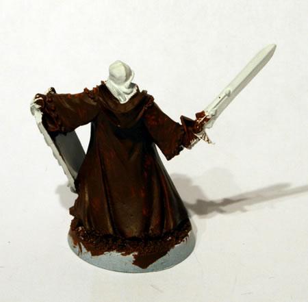 Witchhunter Crusader - Inquisitorial Henchmen