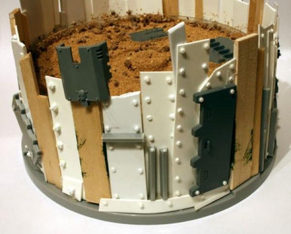 Ork Desert Fort