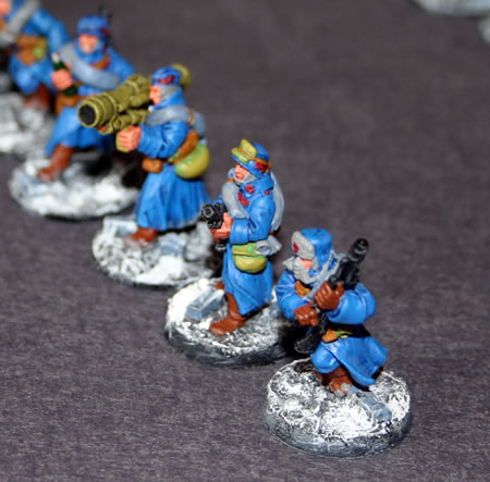 Imperial Guard Infantry Line