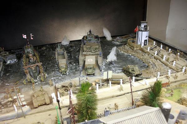 Landing Craft at D-Day