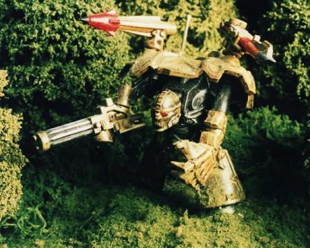 Chaos Warlord Titan