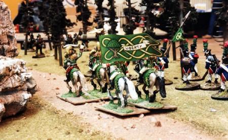 Flintloque Elven Cavalry