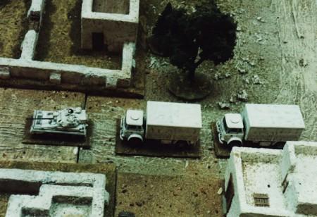UN Vehicles