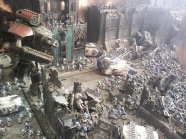 Forge World Diorama