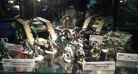 Forge World Sons of Horus