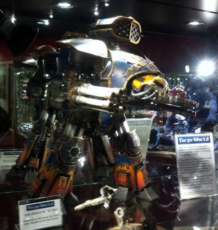 Forge World Reaver Titan