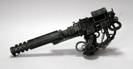 Ork Stompa Weapon
