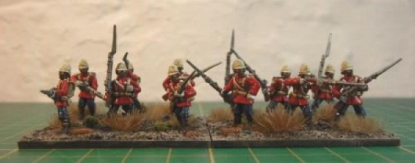 1879 British Infantry