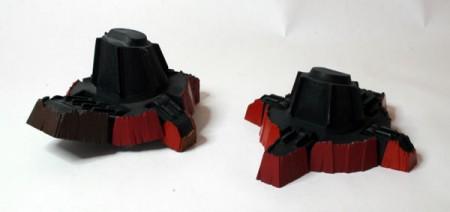 Ork Stompa Feet