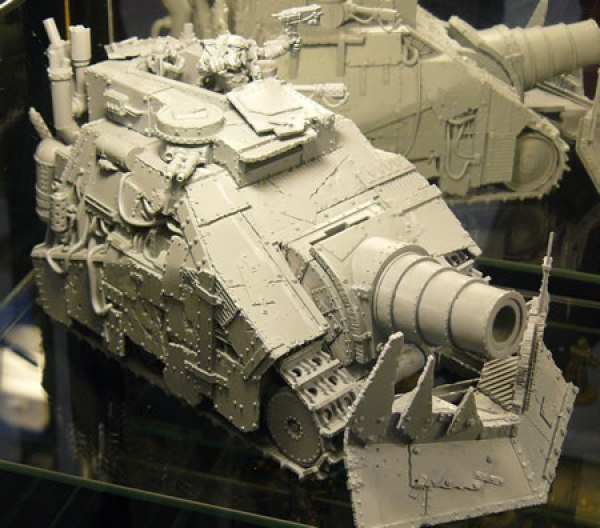 Kill Bursta - New Forge World Ork Tank