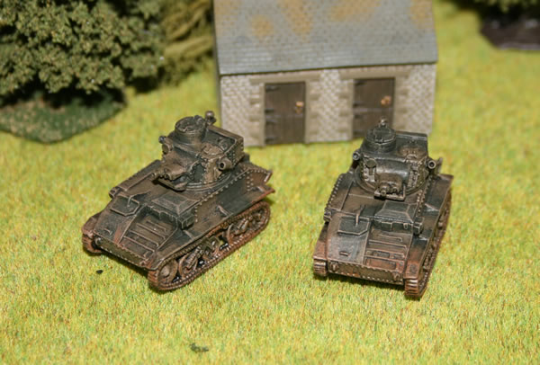 15mm British Light Tank Mk VIs