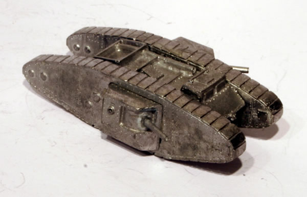 15mm Home Guard MkIV Male Tank