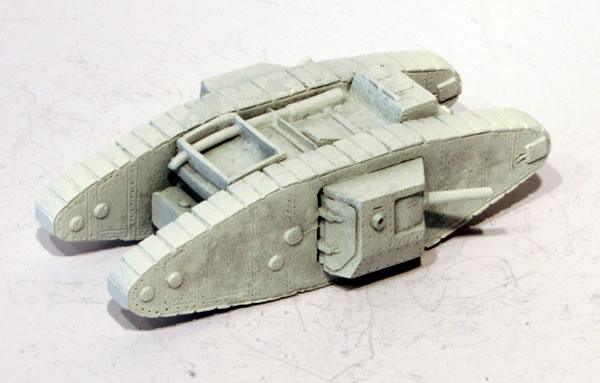 15mm Home Guard MkIV Male Tank