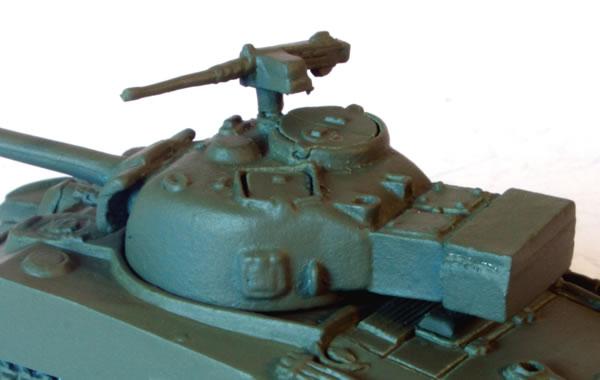 Flames of War British Sherman Firefly