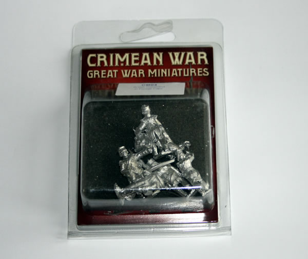 Great War Miniatures Crimean War range