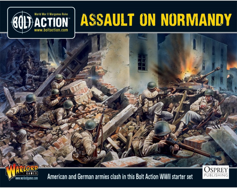 Assault on Normandy starter set