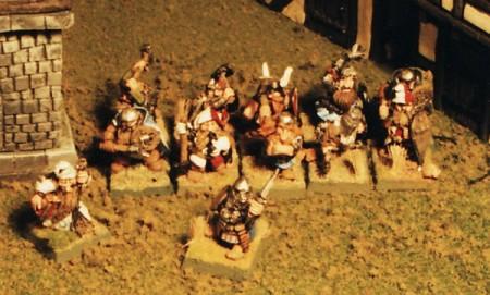Dwarf defenders