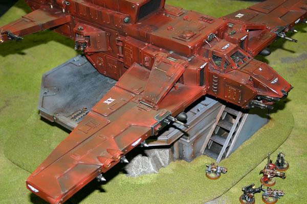 Imperial Guard Dropship