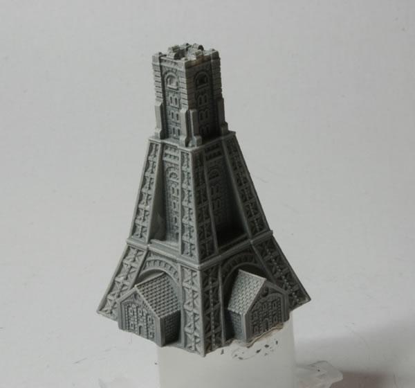 Dystopian Wars Airfield Set Airship Tower