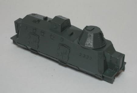 Artillery Car