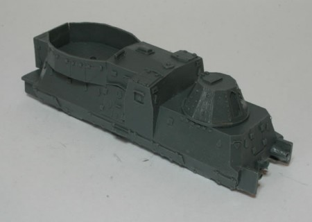 Flak Car