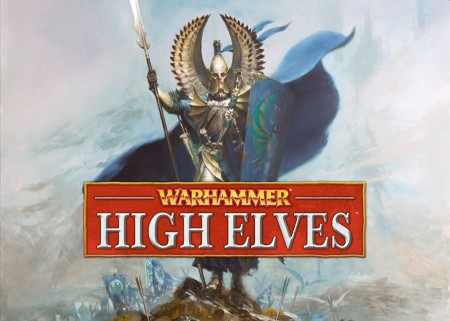 Digital High Elves