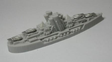 Prussian Empire Blucher Class Dreadnought