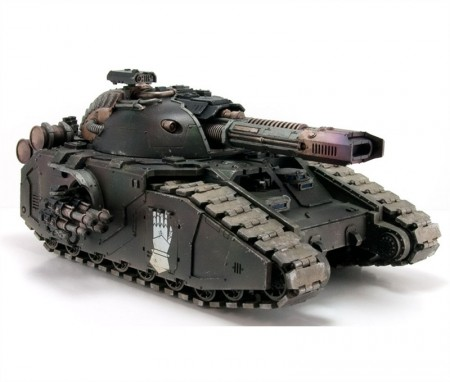 The Glaive Super-heavy Special Weapons Tank