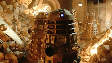 Daleks to Return in the 50th Anniversary Special
