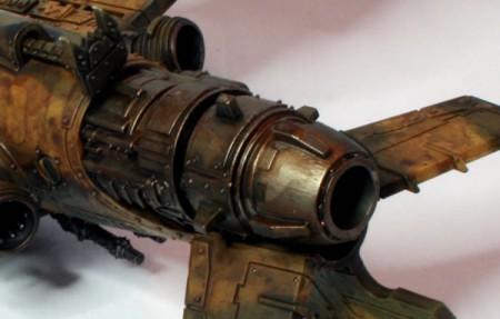 Ork Bommer Engine