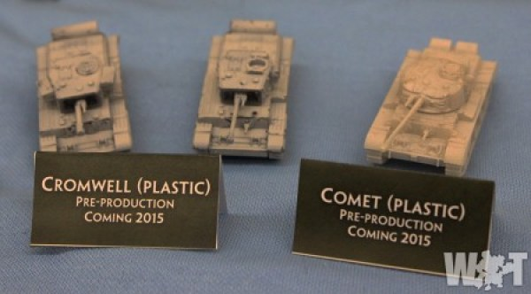 Cromwell and Comet