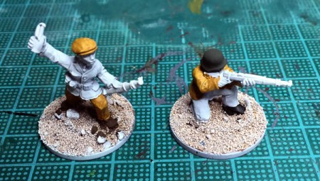 Bolt Action Partisan Band